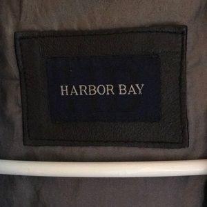 Harbor Bay Jackets & Coats - Mens Leather Jacket